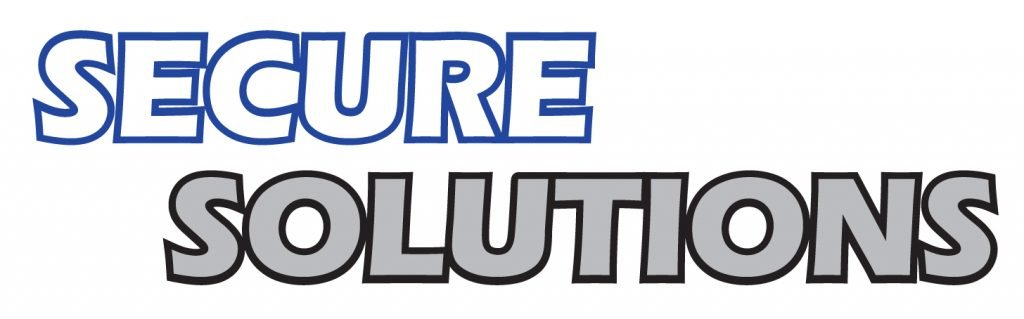 secure solutions website logo text