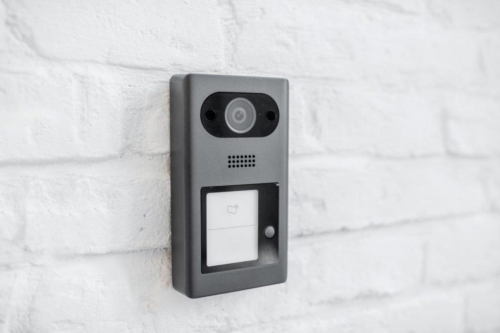 house-intercom-on-the-wall