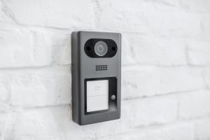 house-intercom-on-the-wall